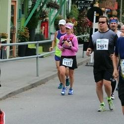 Tallinna Maraton - Sari Vehviläinen (1537), Roy Haraldsen (1558), Heikki Nurkkala (2461)