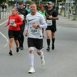 Tallinna Maraton - Tuva Karlsson (1866), Indrek Rist (2344), Marko Tänav (2393)