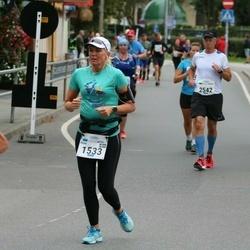 Tallinna Maraton - Irene Hildebrandt (1533), Kari Pennanen (2542)