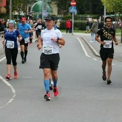 Tallinna Maraton - Kati Blomqvist (1732), David Ayvar (1897), Kari Pennanen (2542)