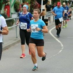 Tallinna Maraton - Kadri Kaldam (1641), Kati Blomqvist (1732), Kari Pennanen (2542)