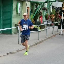 Tallinna Maraton - Henrik Terävä (1806)