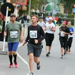 Tallinna Maraton - Teemu Laasonen (1918), Tarmo Aarma (2354)