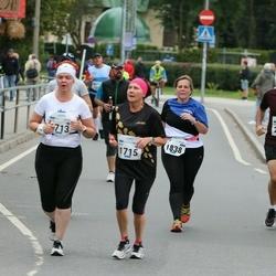 Tallinna Maraton - Riitta Viitala (1713), Leena Kemppainen (1715), Eve Tobias (1838), Janus Paurman (2056)