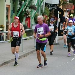 Tallinna Maraton - Timo Mäki-Juoni (1661), Hannu Kukkonen (1895), Aire Kaasik Lindblad (2086)