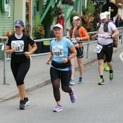 Tallinna Maraton - Aire Kaasik Lindblad (2086), Urmas Rebane (2328)