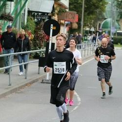 Tallinna Maraton - Davit Azarumyan (2477), Gert Reinberg (2518)