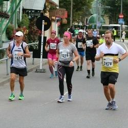Tallinna Maraton - Nina Salo (1219), Ilmar Tagel (1674), Tanel Viita (2478)