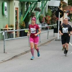 Tallinna Maraton - Karin Lundell (1695), Kaido Pantalon (2318)