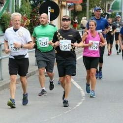 Tallinna Maraton - Aleksi Hosioja (1751), Sami Hovi (1752), Petri Vilokkinen (1755), Riikka Vilokkinen (1756), Madis Koit (2323)