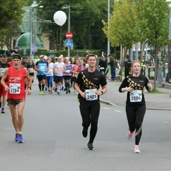 Tallinna Maraton - Ihar Biziuk (1784), Kristin Kadarik (2006), Kenneth Kadarik (2401)