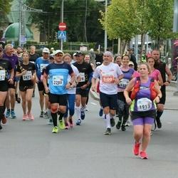 Tallinna Maraton - Coralie Pearson (1913), Mariana Rästas (2189), Riho Mikko (2280), Reimo Reisberg (2412), Sigrid Kilp (2473), Stefan Linde (2495)
