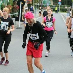 Tallinna Maraton - Hans Mannsten (1509), Niina Naakka (1786), Joko Ruberg (2028), Kadri Bormeister (2313)