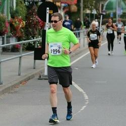 Tallinna Maraton - Jari Hiekkanen (1996)