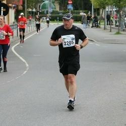 Tallinna Maraton - Paul Carcone (2205), Ekaterina Osani (2335)