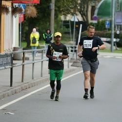 Tallinna Maraton - Rabbil Bhuiyan (2472), Marko Juutinen (2510)