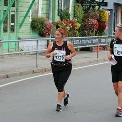 Tallinna Maraton - Soile Kaari (1729), Sabina Westerholm (1916)
