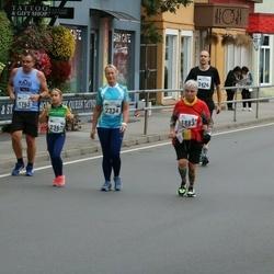 Tallinna Maraton - Jeff Palmroth (1762), Juvenal Martine (1883), Mairi Põder (2334), Piia Põder (2362), Rein Traus (2420)