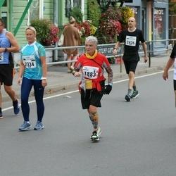Tallinna Maraton - Jeff Palmroth (1762), Juvenal Martine (1883), Mairi Põder (2334), Piia Põder (2362), Rein Traus (2420), Juri Reinsalu (2426)