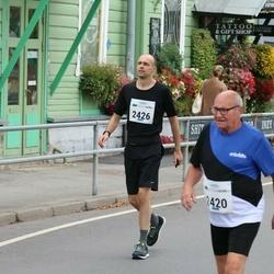 Tallinna Maraton - Rein Traus (2420), Juri Reinsalu (2426)
