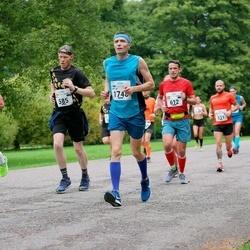 Tallinna Maraton - Igor Škubel (435), Andrei Magron (531), Erki Veeroos (585), Tõnis Rätsep (612), Arnold Viinamäe (1748)
