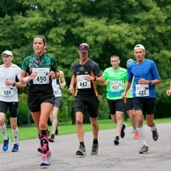 Tallinna Maraton - Marko Kruus (346), Indrek Lõhmus (432), Kristian Andersson (442), Riin Buddell (490), Anatoliy Andreev (651), Svetlana Wojciechowska (2076)