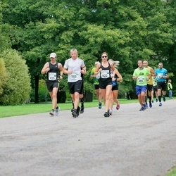Tallinna Maraton - Priit Lopsik (415), Henrik Zvorovski (485), Ando Hermsalu (593), Elise Kaidme (622)