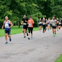 Tallinna Maraton - Wieslaw Chodkiewicz (1006), Caisa-Merili Mõik (1973), Kevin Vandemeulebroucke (2506)