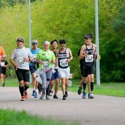 Tallinna Maraton - Petri Antikainen (1394), Cheuk Long Poon (1565), Ambrose Chun Pong Ho (1574), Pekka Holopainen (1576), Sinikka Kokko (2292)