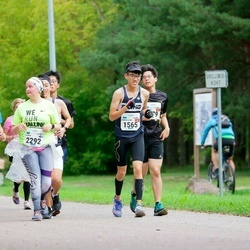 Tallinna Maraton - Cheuk Long Poon (1565), Pekka Holopainen (1576), Sinikka Kokko (2292)