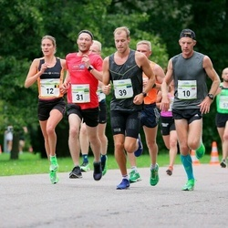 Tallinna Maraton - Morten Saetha (10), Nina Lauwaert (12), Oleksandr Marchuk (31), Bert Tippi (39)