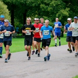 Tallinna Maraton - Aliaksei Duki (467), Arndt Heinzmann (875), Holger Mies (905), Sagar Gurung (2975)