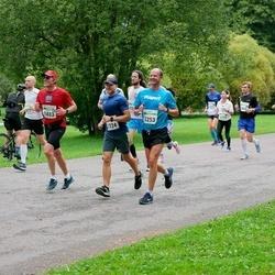 Tallinna Maraton - Bjorn Valdimar Gudmundsson (2803), Anti Kalle (3253), Matthias Jaaksoo (3724)