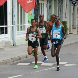 Tallinna Maraton - Evans Cheruiyot (3), Olivier Irabaruta (7), Maru Teferi (8)