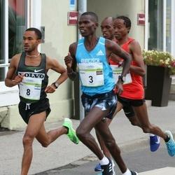 Tallinna Maraton - Evans Cheruiyot (3), Maru Teferi (8)