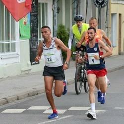 Tallinna Maraton - Roman Fosti (2), Stefano La Rosa (9), Mourad El Bannouri (23)