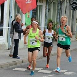 Tallinna Maraton - David Nilsson (11), Addisalem Belay Tegegn (18), Andrian Lehmann (22)