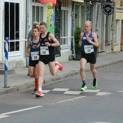 Tallinna Maraton - Ivar Ivanov (26), Marti Medar (35)