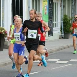 Tallinna Maraton - Matthew Xuereb (37), Margus Hanni (48), Oliver Mändla (113), Maria Söderström (3870)