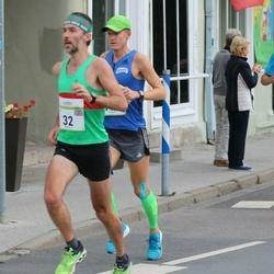 Tallinna Maraton - Chris Mckeown (32), Aaro Tiiksaar (42)