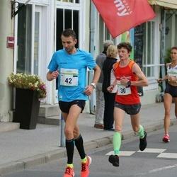 Tallinna Maraton - Yury Vinogradov (30), Aaro Tiiksaar (42)