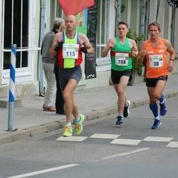Tallinna Maraton - Erkki Hummal (38), Adam Notley (108)