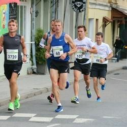 Tallinna Maraton - Raivo Nõmm (60), Luca Sanwald (102)