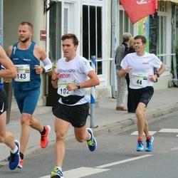 Tallinna Maraton - Ivar Sikk (44), Luca Sanwald (102)