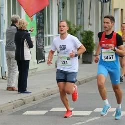 Tallinna Maraton - Robert Unga (121), Ülari Kais (3457)