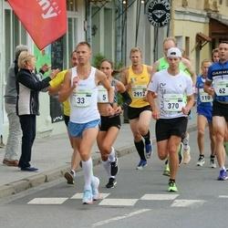 Tallinna Maraton - Kristjan Vares (33), Timur Fazõlov (370)
