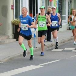 Tallinna Maraton - Tiit Oinus (43), Marko Teder (56)