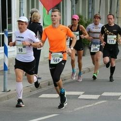 Tallinna Maraton - Lauri Enn (98), Jörgen Liister (169)