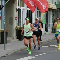Tallinna Maraton - Kaido Koppel (386), Tadas Pranckevicius (3269)