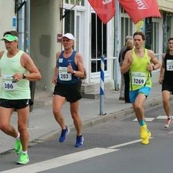 Tallinna Maraton - Silver Koit (203), Aleksandrs Soldatjonoks (275), Kaido Koppel (386), Tadas Pranckevicius (3269)